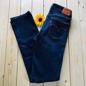 Levi's 714 Straight Jeans NEW